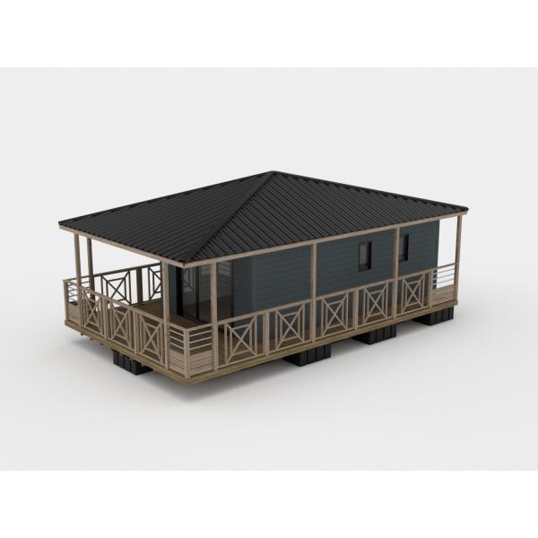 Aqualuxe - 28 m² habitable