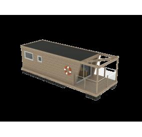 Modèle Navire habitable Ecoboat 9.5